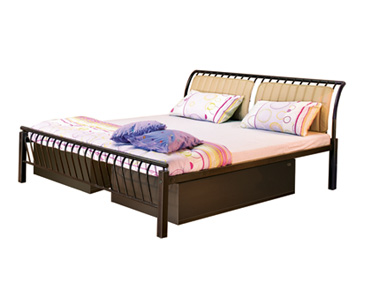 MORPHEUS KING BED Godrej Interio Home Furnitures Bedroom Beds