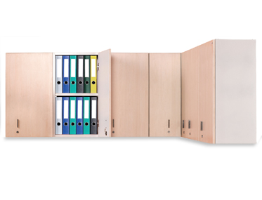 STORE-UP Godrej Interio Office Furniture Storage Wall Mounted Storage