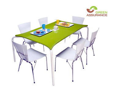 TIMEOUT Godrej Interio Office Furniture Desking Canteen Table