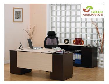 TRIDENT SENIOR Godrej Interio Office Furniture Desking Executive Series