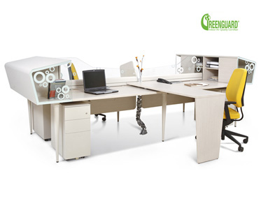 VURV Godrej Interio Office Furniture Modular Furniture Desk Based Systems