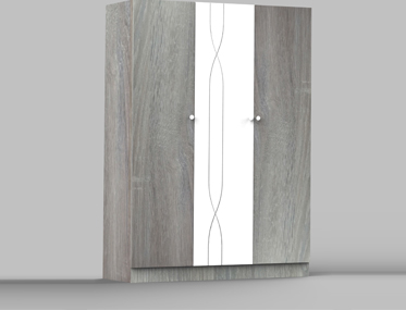 ZEN WARDROBE Godrej Interio Home Furnitures Bedroom Cupboards